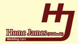 Home James Birmingham Wedding Car Hire